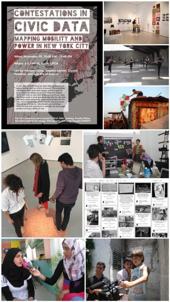 Portfolio of Research Projects and Creative Practice